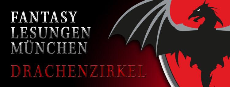 Logo Drachenzirkel: Fantasy Lesungen München