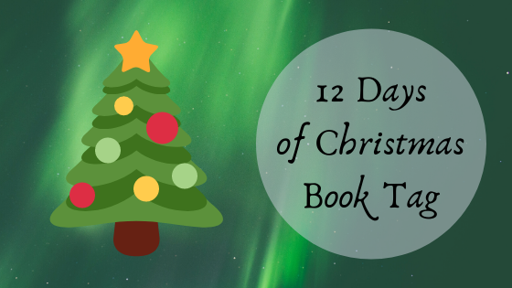 12 days of christmas booktag leserückblick 2019