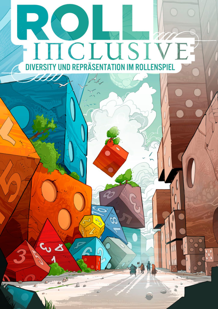 "Cover von ""Roll Inclusive"""