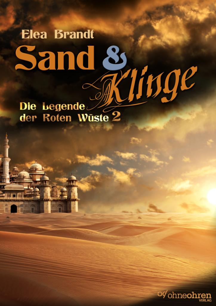 """Cover von """"Sand und Klinge"""""""