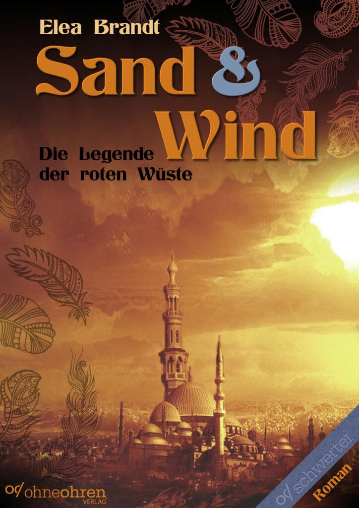 """Cover von """"Sand & Wind"""""""